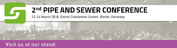 Pipe and Sewer Conference (PASC) Banner